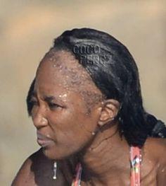 Swim Cap Hair Still Gets Wet