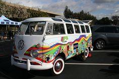 V-Dub Road Trip