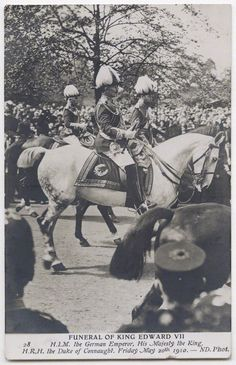 Kaiser Wilhelm II in British Field Marshal's uniform