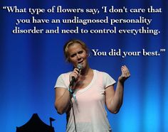 14 Times Amy Schumer Said Exactly What You Were Thinking Haha Funny, Hilarious, Funny Stuff, Laugh Till You Cry, Some Jokes, Amy Schumer, Buy Flowers, Funny People, Comedians