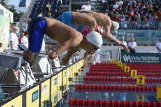 Théo Curin : « Dans l'eau, je ne me sens pas handicapé »