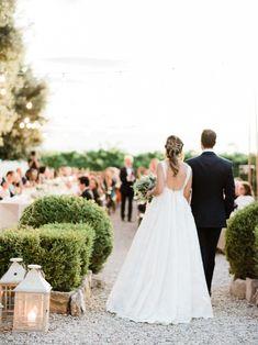 Planner: http://weddingsintuscany.info | Photography: http://www.etherandsmith.com | Florist: http://www.jardindivers.it | Wedding dress: http://www.yolancris.com | Tuxedos: http://theartefact.com/ | Read More: https://www.stylemepretty.com/vault/image/6695867