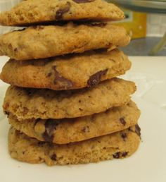 Cross Country Oatmeal Cookies - O sec and B sec