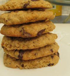 Cross Country Oatmeal Cookies - O sec and B sec
