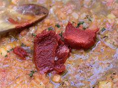 Albóndigas - AntojandoAndo Chana Masala, Ethnic Recipes, Food, Fresco, Ideas Para, Lemon Cakes, Tomato Paste, Parsley, Fresh
