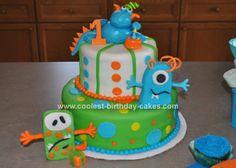 Cake idea for my littlest love