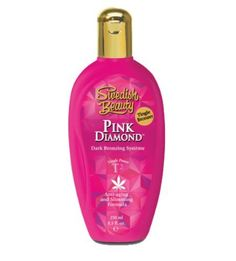 Swedish Beauty Pink Diamond Tingle Hot Sizzle Indoor Tanning Salon Tan Lotion 8.5 fl oz. by Swedish Beauty. $15.53. Hot Tingle Lotion. Tingle - Bronzer - Hemp Lotion  * Tingle Power T2 Tingleplex TM formula increases blood flow and tanning cell activity * Added Natural Bronzing ExtractsTM for immediate results * Triple action anti-aging, firming and slimming Lipocare BlendTM * Ingredients include: Hemp Seed Extract * Green Citrus fragrance  Regular Price $30.00. Save 48%!