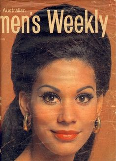 Jennifer Hosten, first Black woman to win the Miss World competition and title in 1970.  A native of Grenada, she has been an ambassador of her country for over 40 years.