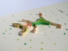 Quilled handmade cards - Szalonaisa's Wonderland: Quilling You're the Best Card