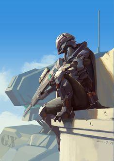 Futuristic Armour, Futuristic Art, Armor Concept, Concept Art, Character Concept, Character Art, Sci Fi Kunst, Armadura Cosplay, Arte Sci Fi