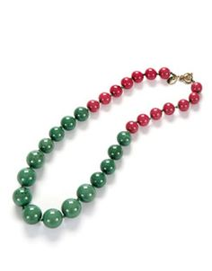 Bauble Beads Ladies Necklace by Joules