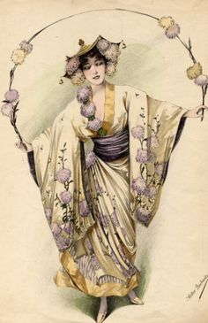 Costume illustration