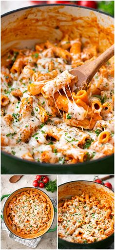 If you are a pasta lover but do not have enough time to prepare pasta then here you are going to enjoy the best easy pasta recipes, chicken pasta recipes, and many other easy pasta dishes pasta Easy Pasta Recipes - Best Pasta Dinner Ideas Pastas Recipes, Yummy Pasta Recipes, Healthy Recipes, Salad Recipes, Vegetarian Recipes, Chicken Recipes, Recipes Dinner, Easy Fast Recipes, Recipes For One
