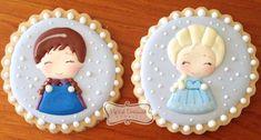 Cookies frozen