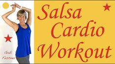 Burn Fat With Cardio Salsa Workout Pilates Training, Pilates Workout, Race Training, Exercise, Yoga Fitness, Fitness Workouts, Salsa, Eco Slim, Workout Bauch