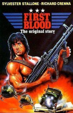 Action Movie Poster, Action Movies, Movie Posters, Rambo Series, Stallone Rocky, Silvester Stallone, John Rambo, Heroes Reborn, Punisher Marvel
