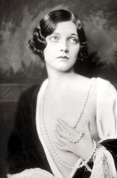 Ziegfeld girls    Adrienne Ames