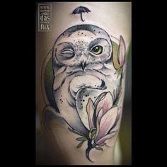 unique Tattoo inspiration 2017 - Freulein Fux
