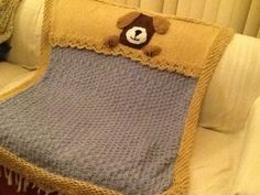 Baby Blanket for grandson
