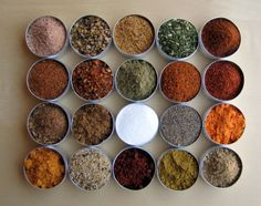 gift idea- bbq dry rub spices - $28