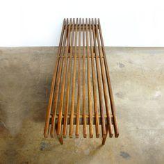 Vintage Slatted Bench  $599.99