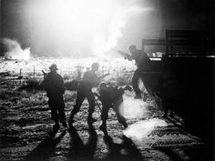 Vietnam Flashback: Rare Pictures That Were Thought To Be Lost!    When the sun comes down flares were a great way to illuminate the dark to make sure you weren't getting flanked.