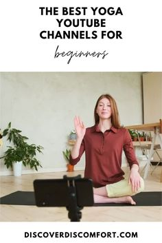 A quick look at the best channels for yoga on YouTube for beginners — after having done a whole bunch of videos. | best yoga youtube channels | yoga beginners learning | yoga beginners video | workouts at home | at home yoga workout | yoga workouts | how to start yoga | at home yoga for beginners | learn yoga at home #yoga #discoverdiscomfort Learn Yoga, How To Start Yoga, Yoga Workouts, At Home Workouts, 10 Minute Morning Yoga, Yoga Videos For Beginners, Stretches For Runners, Yoga Youtube, Yoga At Home