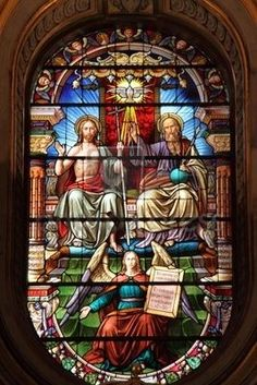 Holy Trinity, Father, Son, and Holy Spirit, I adore You profoundly, and I offer You the most precious Body, Blood, Soul and Divinity of Jesus Christ, present in all the tabernacles of the world, in reparation for the outrages, sacrileges, and indifference with which He Himself is offended. And through the infinite merits of His Most Sacred Heart, and the intercession of the Immaculate Heart of Mary, I beg the conversion of poor sinners.
