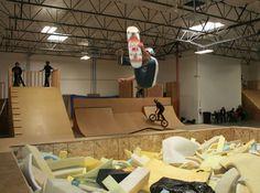 indoor skate parks - Google Search Skateboard Ramps, Skating Rink, Skate Decks, Winter Camping, Skate Park, Skateboarding, Thesis, Perth, Building Design