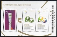 Celebrations of the Olympic Games Rio 2016