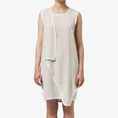 Plan #5 Silk Dress by MUUSE | MONOQI
