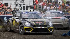 awesome PR: THREE MORE PODIUMS, INCLUDING 1-2 FINISH, FOR VOLKSWAGEN ANDRETTI RALLYCROSS IN OTTAWA