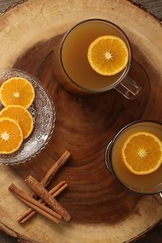 This Hot Mulled Apple Cider will warm you up from the inside out!