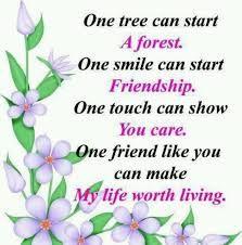 Good morning my best friend poem