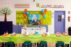 Octonauts themed birthday party via Kara's Party Ideas KarasPartyIdeas.com Cake, supplies, recipes, tutorials, banners, food, and more! #octonauts #octonautsparty #octonautscake (17)