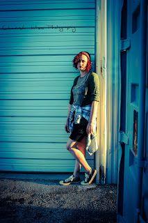 Urban Grunge : Downtown T-Town | Cherish Wise Photography