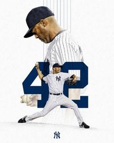 Check out our massive range of New York Yankees merchandise! Yankees News, New York Yankees Baseball, Yankees Fan, Dodgers, Baseball Wallpaper, Sports Graphic Design, Mlb Players, Buster Posey, New York Yankees