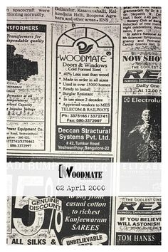 Throwback to 20 years ago where newspaper ads were the only way to reach our customers.   Add #WoodMateWindows to your homes #tbt #throwbackthursday #steel #steeldoorsandwindows #beautifulwindows #beautifuldoors #Beautifulhomes #interiors #architecture #Bangalore #DeccanWoodMate #DeccanoCasements #bengaluruarchitects Steel Doors And Windows, Upvc Windows, Old Newspaper, 20 Years, Beautiful Homes, Interiors, Ads, Make It Yourself, Personalized Items
