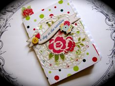Embellished 1.00 notebook from Michaels...
