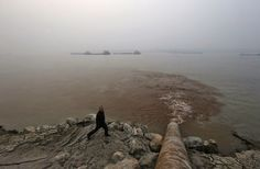 10 Shocking Photos Showing How Bad Pollution In China Has Become ~ Guys The Road