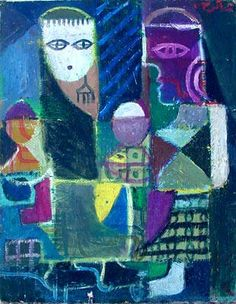 Untitled - Shakir Hassan Al Said