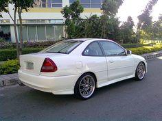 Mitsubishi Mirage, Mitsubishi Eclipse Gsx, Mitsubishi Lancer Evolution, Lancer Gsr, Japan Cars, Modified Cars, Jdm Cars, Custom Cars, Specs