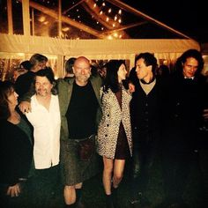 Great pic of the cast of #Outlander