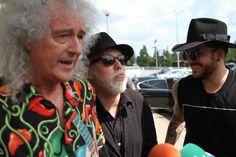 Monitor.bG :: 100 кг конфети за Queen в София
