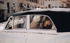 Sharp eyes  . . . #eyes #weddingday #vintagecar #weddinginrome #piazzasanpietro #onway #romevibes #weddingfilm #weddingvideo #weddingvideographer #weddingfilm #weddinginitaly #pinit #followme #2become1video