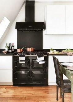 50+ Parisian Kitchen Decor Small Spaces_14