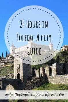 24 hours in Toledo, Spain: Explore this historic fortified town, close to Madrid, with our city guide. We'll help you find charming winding streets, authentic tapas, Roman heritage and dramatic landscapes.