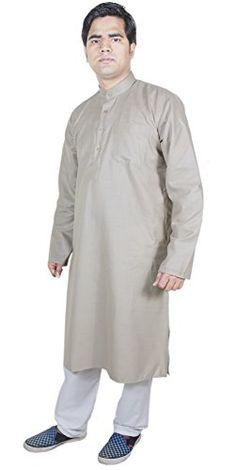 Mens Clothing Fashion Outfits Kurta Pajama Wedding Ethnic Dress Khaki Size XL RoyaltyLane http://www.amazon.co.uk/dp/B01AFYX2ZU/ref=cm_sw_r_pi_dp_tUJQwb1BYQQ2G