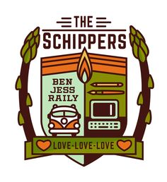 The Schippers Family by Jessica Schippers