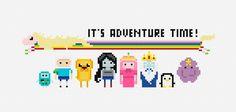 Pixels In Stitches – Les personnages cultes de la pop culture en broderie pixélisée | Ufunk.net